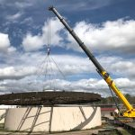 Crane rentals for Military Use