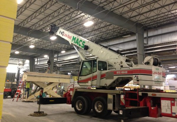 Hydraulic Truck Cranes Savannah