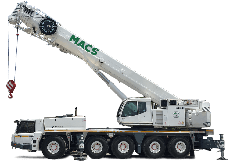 Truck Crane Rental Georgia MACs Crane and Rigging